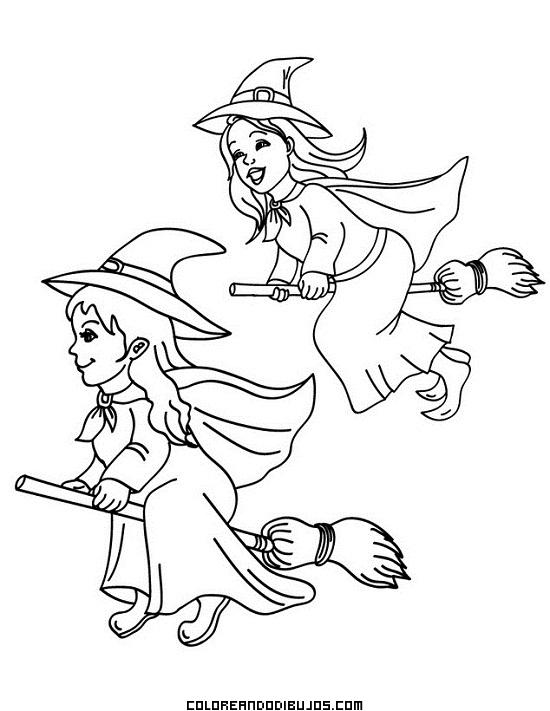 Amistad entre brujas