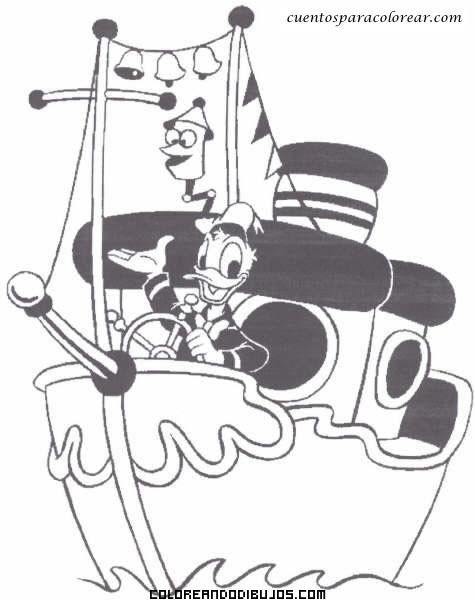 Barco de pesca infantil