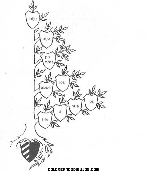 Completa tu árbol genealógico