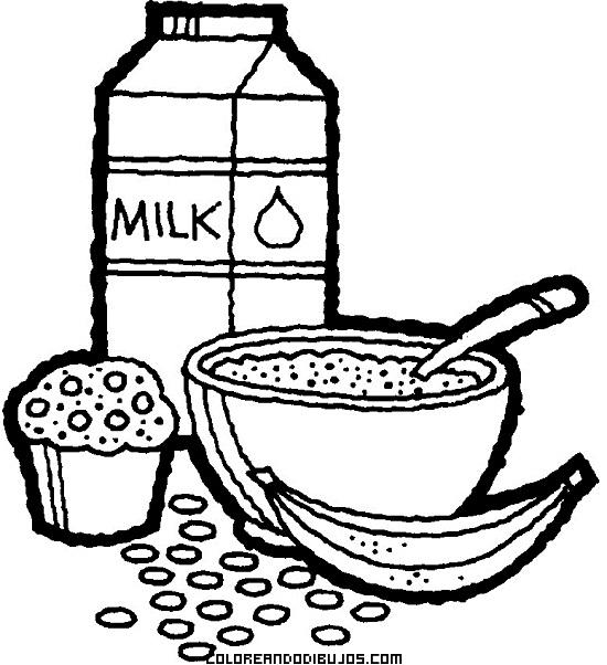 Desayuno nutritivo y equilibrado