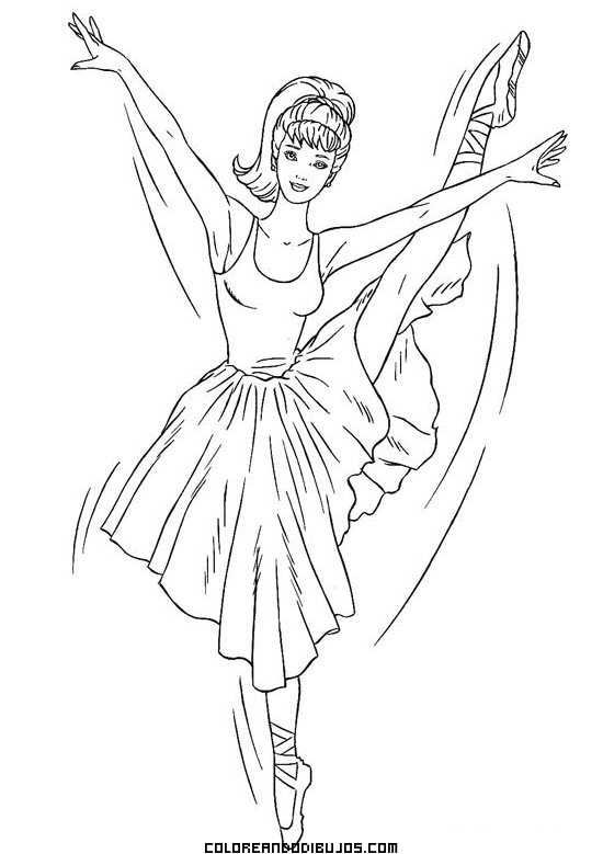 Barbie ballet