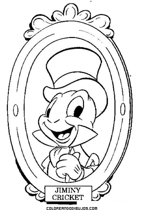 Pepito Grillo de Disney
