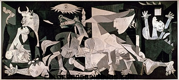 Picasso, El Guernica