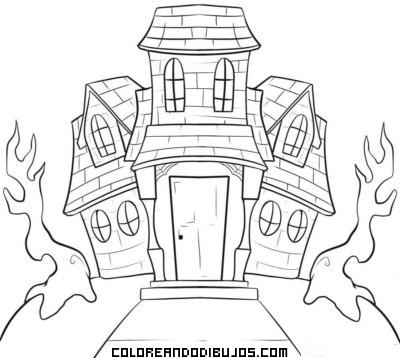 Fantasmagórica casa encantada