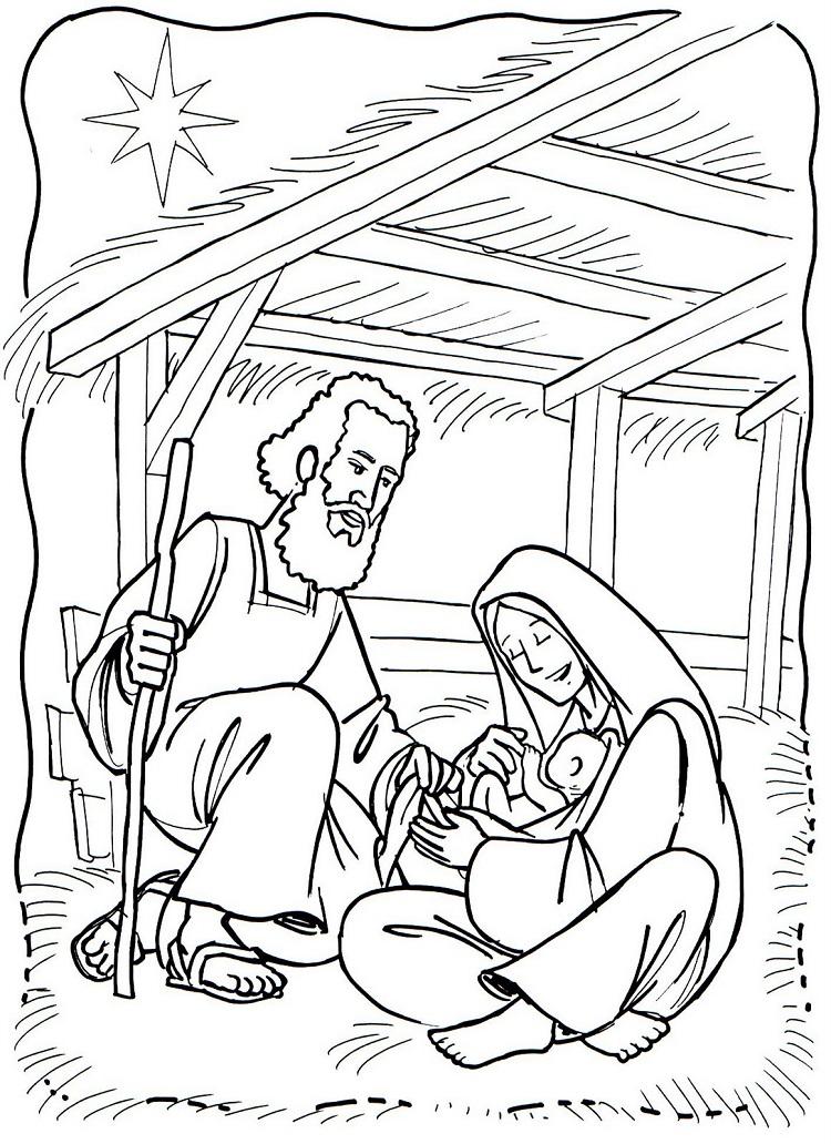 Nacimiento de Jesús en Belén