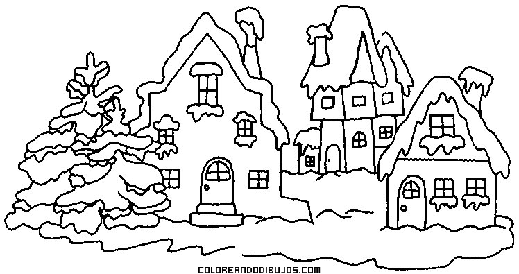 homes multicultural coloring pages - photo#16