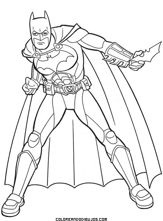 elastico superheroes coloring pages - photo#6