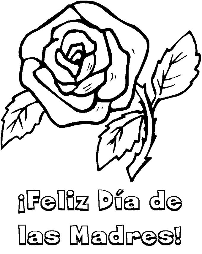 Una flor para mamá