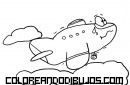 Avión con miedo a las alturas