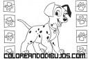 Cachorrito de Dálmata de Disney