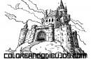 Majestuoso castillo medieval