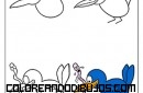 Cómo dibujar al pájaro