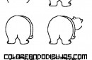 Cómo dibujar a un oso polar