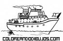 Barco de vapor infantil