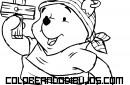 Winnie Pooh guerrero