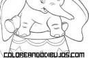 Dumbo y el ratoncito