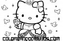 Hello Kitty princesa