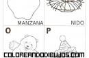 Aprende la M, la N, la O y la P