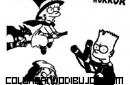Los Simpson celebran Halloween