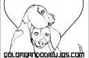 Los perros y el amor