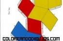 Rombo dodecaedro para armar