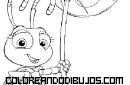 Simpática hormiguita de Bichos