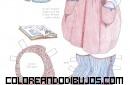 Vestidos para la escuela para Fanny Louise